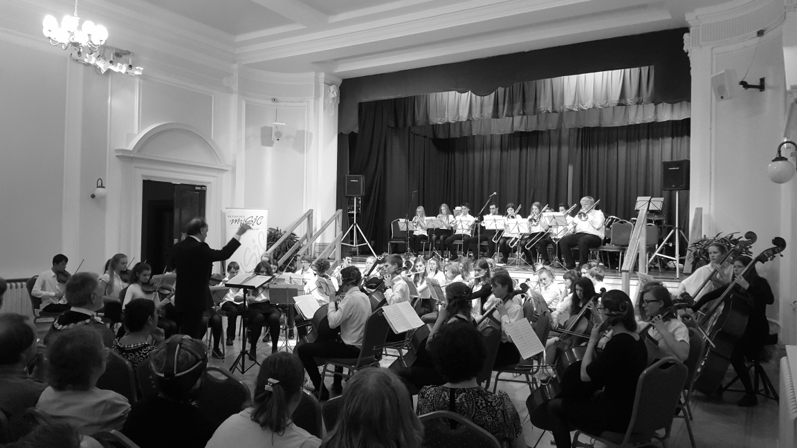 european youth orchestra