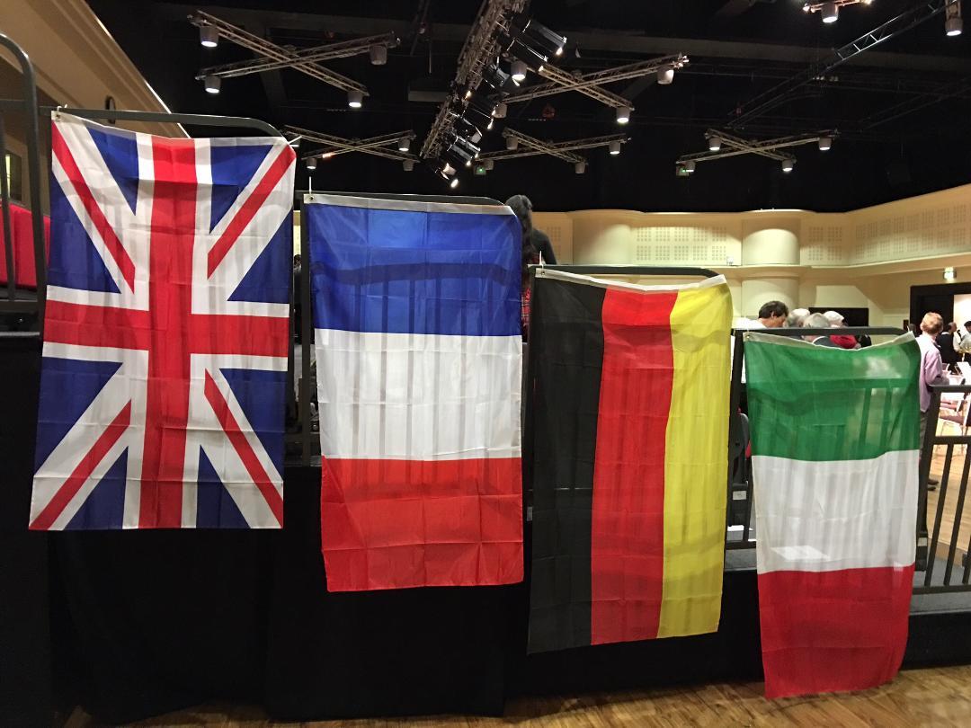 concert flags