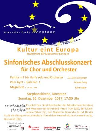 Kultur eint Europa