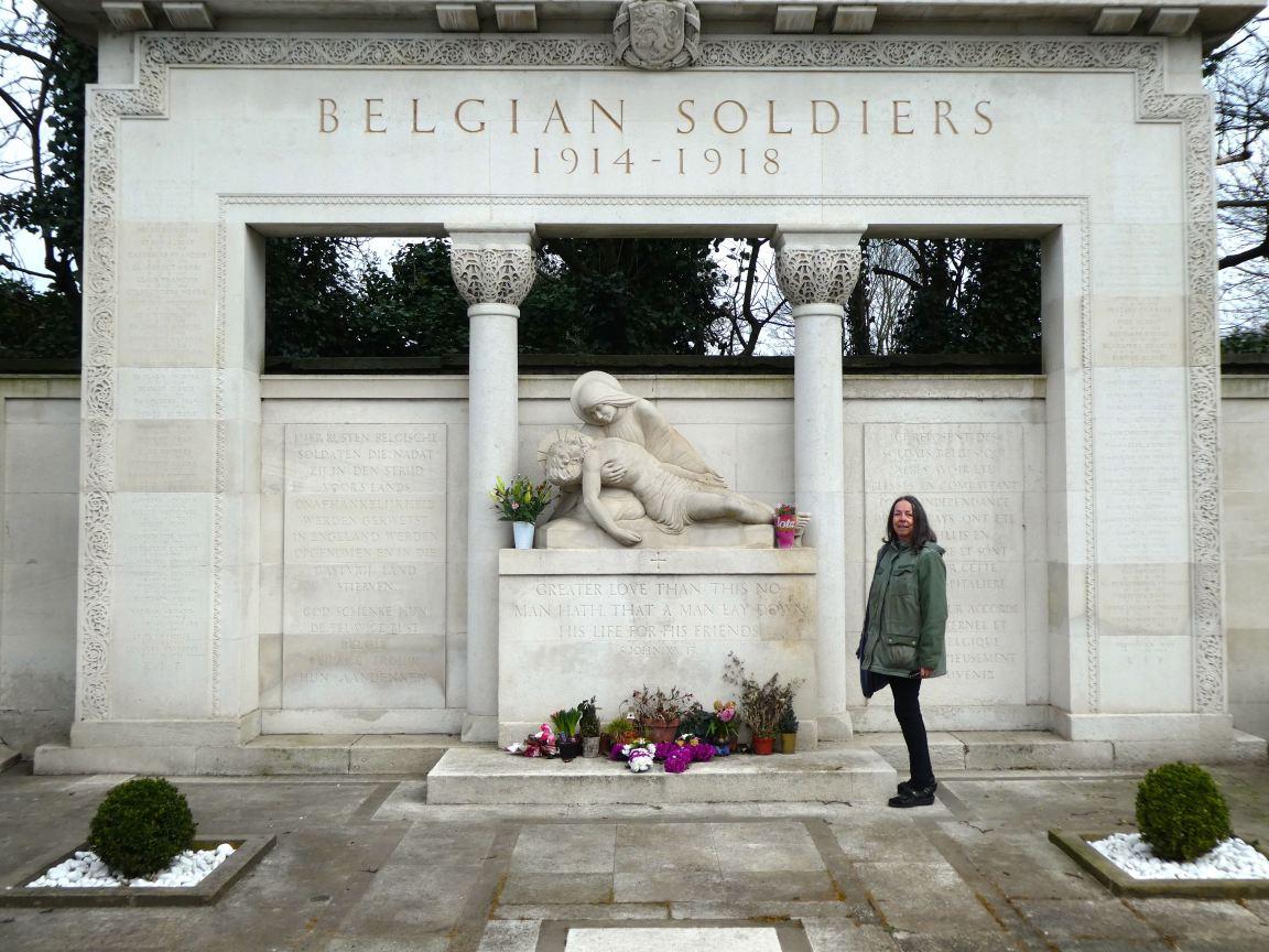 Belgian Grave