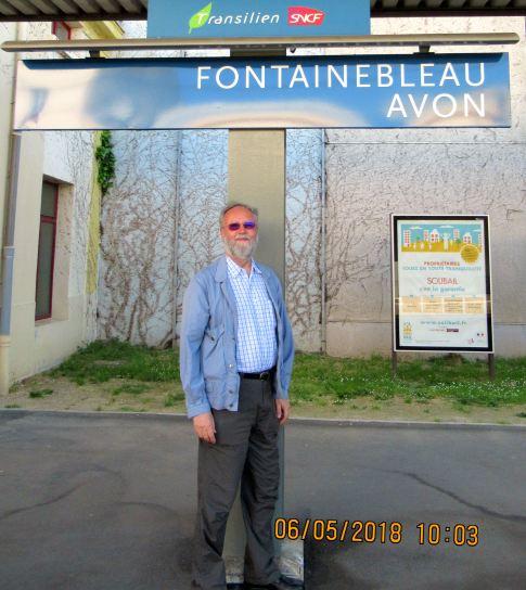 Gare de Fontainebleau Avon
