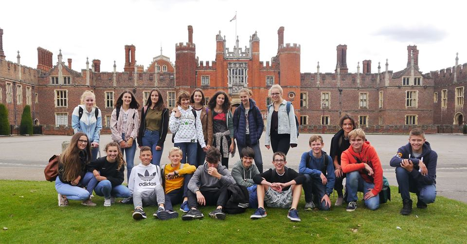 GSS at Hampton Court