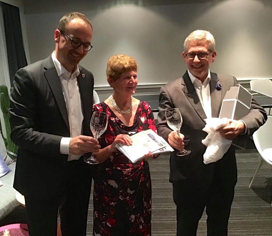 the three mayors Nov. 2018