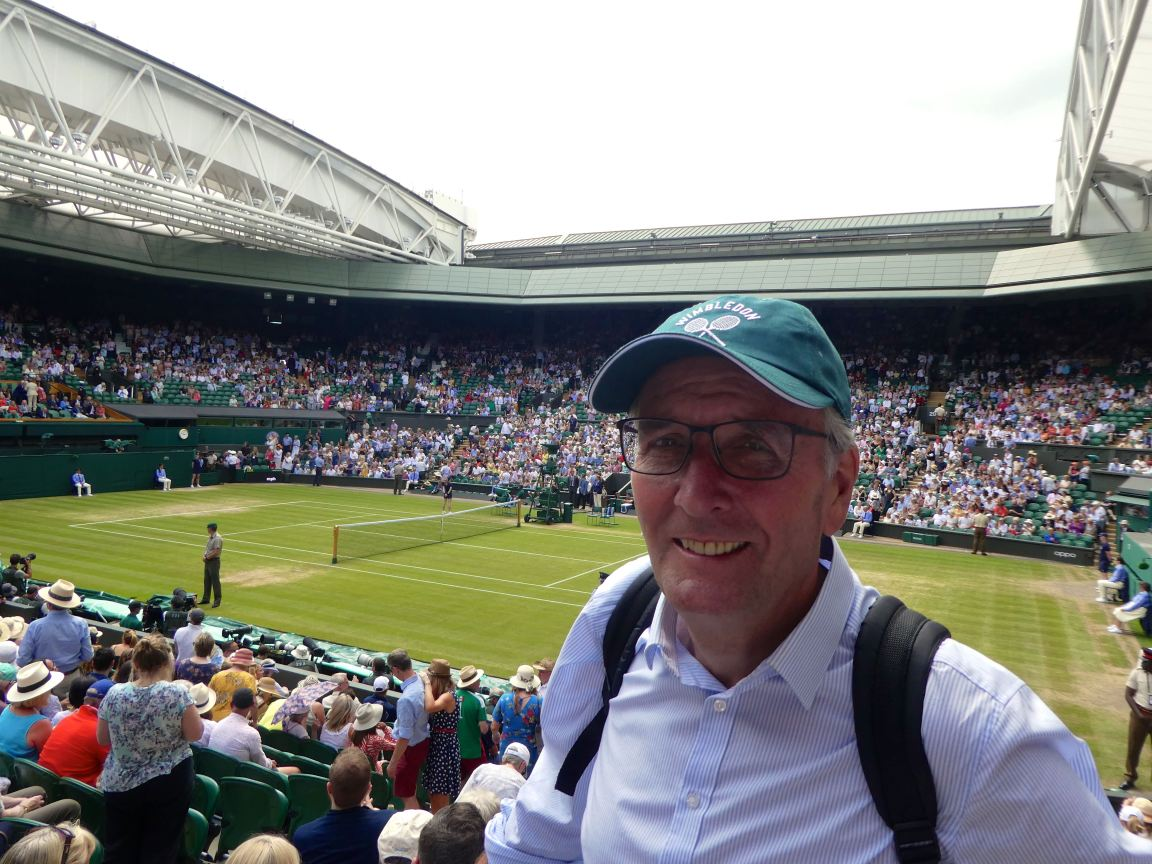 Jürgen Centre Court