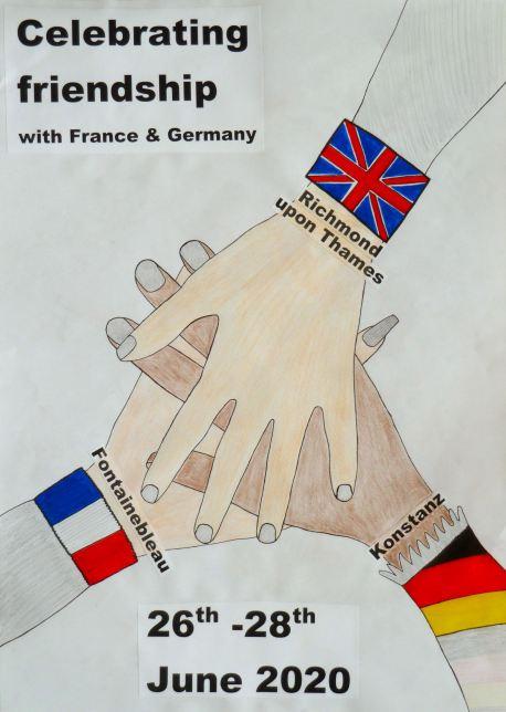 Posters hands
