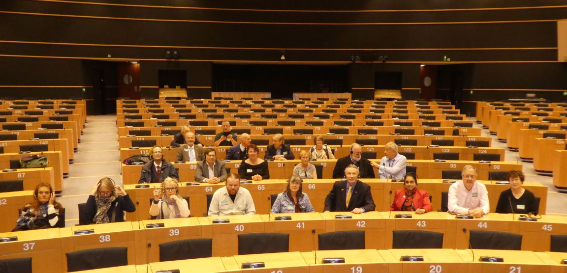 EU REA delegates
