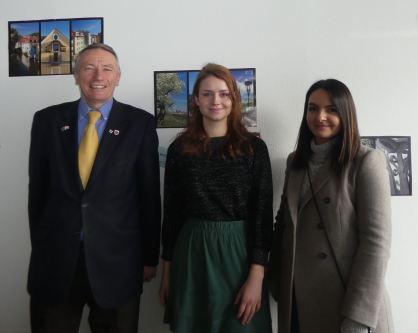 Alan, Katharina & Tina