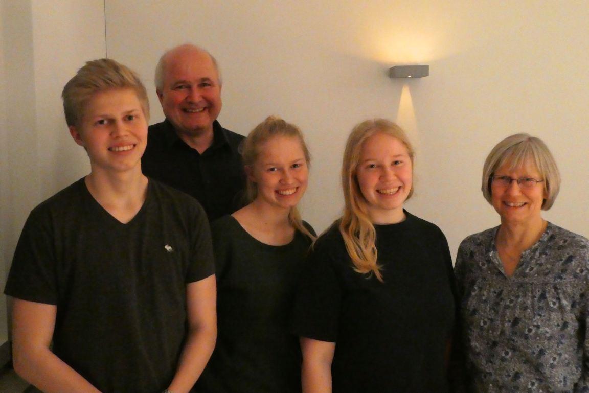 Die Familie Riehle