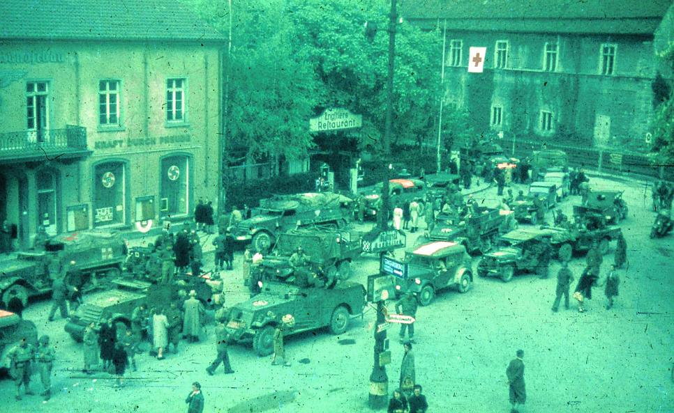 Konstanz vor 75 Jahren